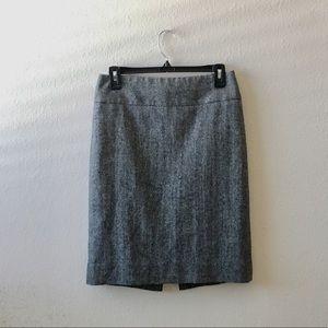 NWOT Banana Republic Wool Skirt